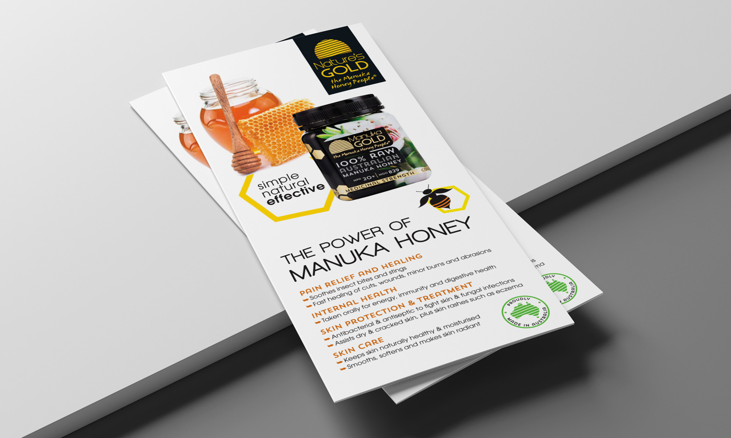 Flyer – Print And Email Versions In English And Mandarin